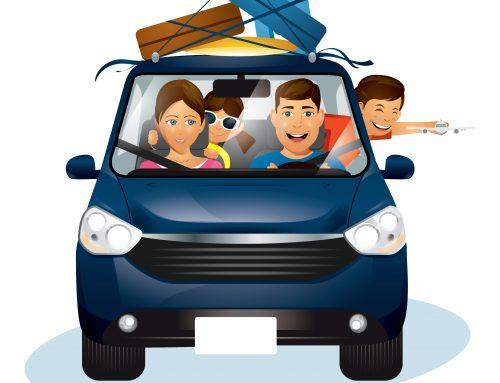 Tjekliste: Er din bil klar til jeres kommende kør-selv-ferie?