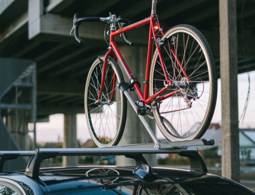 5 råd til at få cyklen med på bilferien